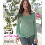 modele tricot gratuit femme actuelle #12