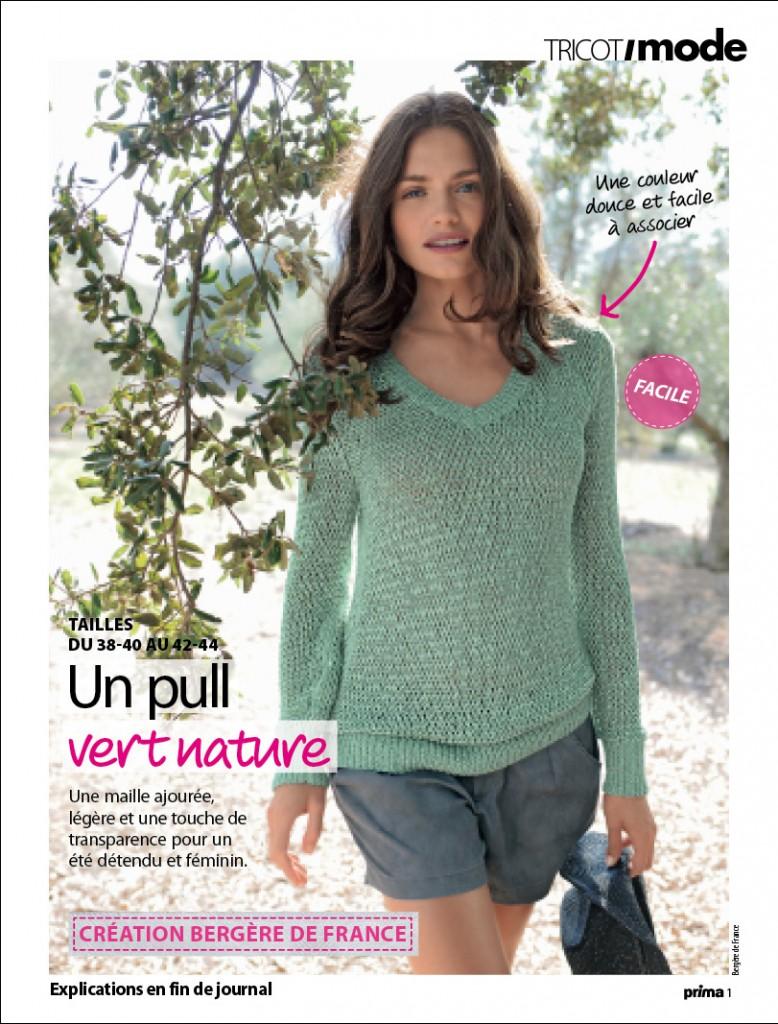 modeles tricot femme actuelle