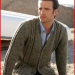 modele tricot homme torsade #17