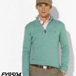 modele tricot homme torsade #3