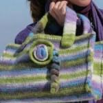 modele tricot sac #14