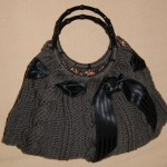 modele tricot sac #3