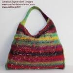 modele tricot sac #4