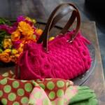 modele tricot sac #6
