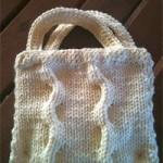 modele tricot sac #8