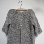 modele tricot veste simple #4