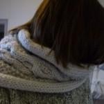 modele tricoter un snood #11