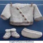 patron tricot bébé garcon #12