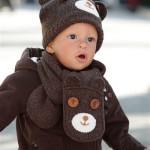 patron tricot bébé garcon #18
