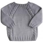 patron tricot bébé garcon #7