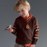 patron tricot bébé garcon #8