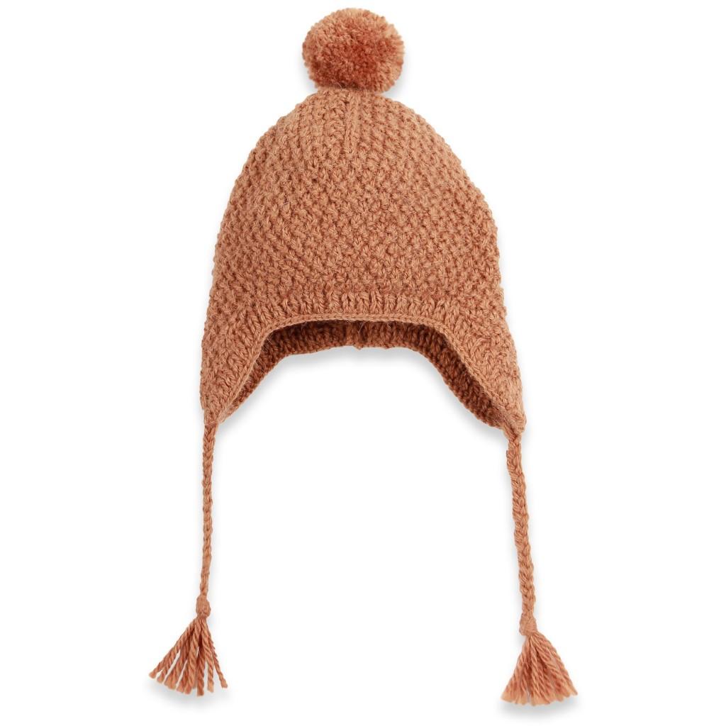 Patron tricot bonnet pointu bébé : Kits et tutoriels Home Déco par lainebox