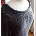 patron tricoter un pull #6
