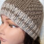 tricot bonnet femme gratuit #10