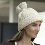 tricot bonnet femme gratuit #12
