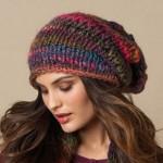 tricot bonnet femme gratuit #3