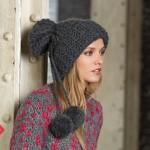 tricot bonnet femme gratuit #4
