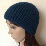 tricot bonnet femme gratuit #6