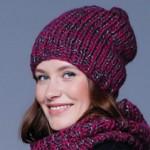 tricot bonnet femme gratuit #9