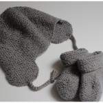 photo tricot tricot modele bonnet naissance 10