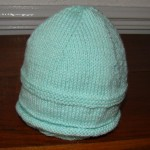 photo tricot tricot modele bonnet naissance 11