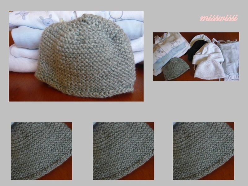 9cb733105aa photo tricot tricot modele bonnet
