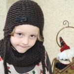 tricot modele bonnet peruvien #11
