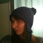 tricot modele bonnet peruvien #13