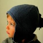 tricot modele bonnet peruvien #16