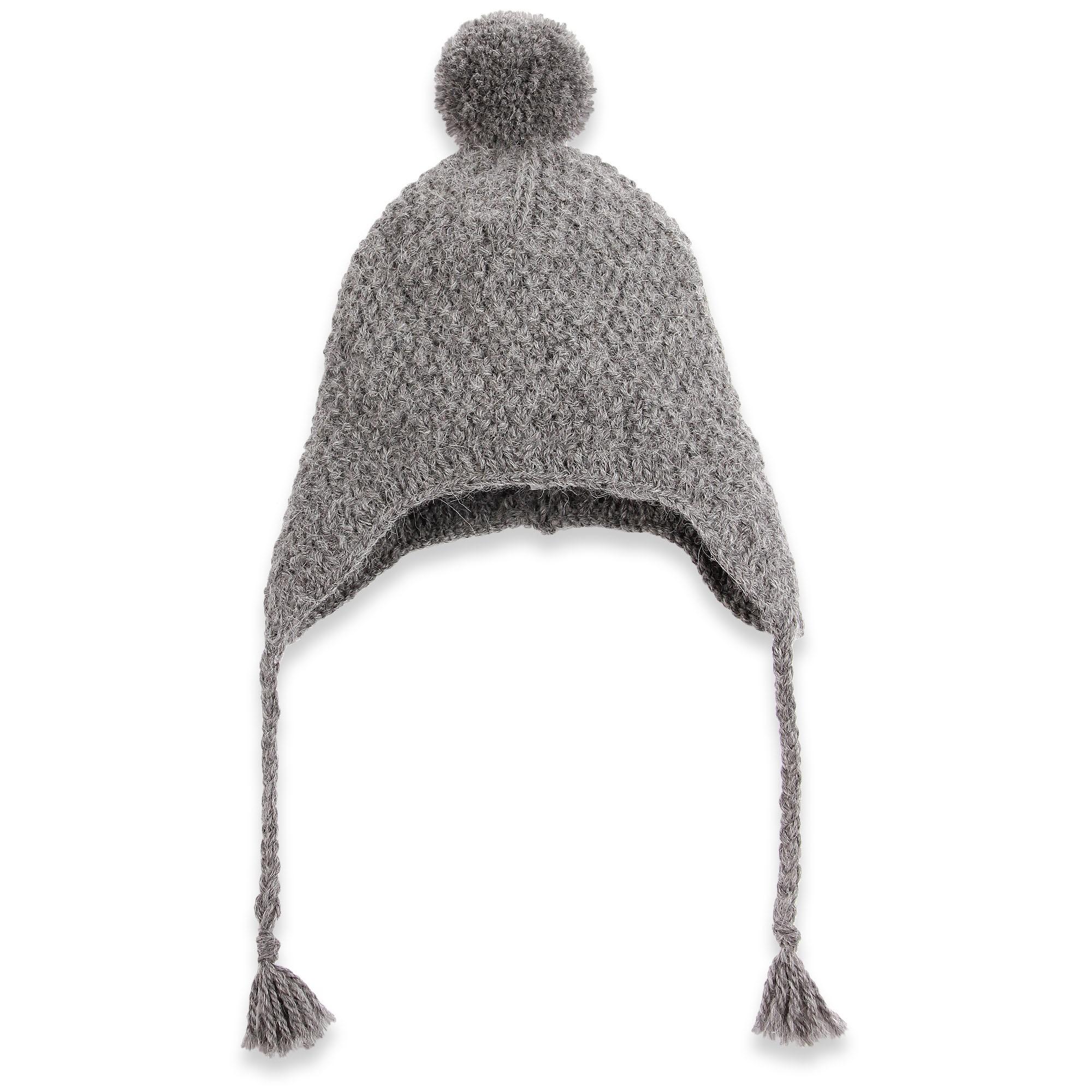 tricoter un bonnet style peruvien