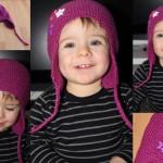 tricot modele bonnet peruvien #5