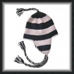 tricot modele bonnet peruvien #9