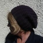 tricoter modele bonnet #12