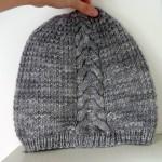 tricoter modele bonnet #13