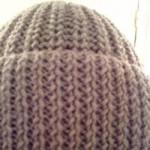 tricoter modele bonnet #16
