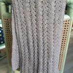 tricoter modele echarpe #9