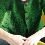 tricoter modele gilet #12
