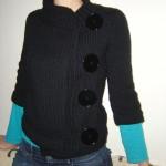 tricoter modele gilet #6