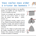 photo tricot comment tricoter un bonnet 10