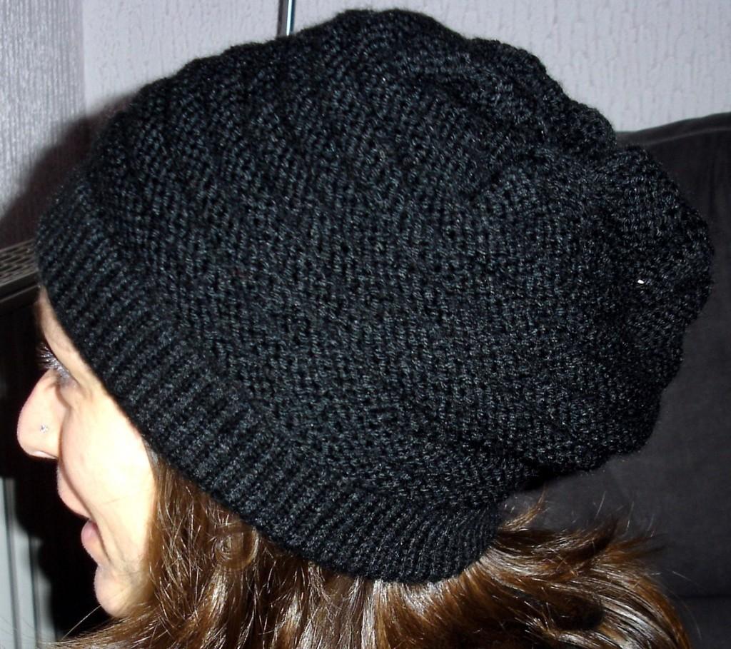 Photo tricot comment tricoter un bonnet 15 - Comment tricoter un bonnet pour bebe ...