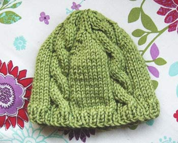 photo tricot modèle bonnet tricot gratuit pour bébé 15 e39844c1e22
