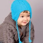photo tricot modèle bonnet tricot gratuit pour bébé 16