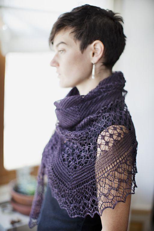 Photo tricot mod le chale tricot d butant 7 - Cote 2 2 tricot ...