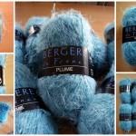 photo tricot modèle tricot écharpe bergère de france 14