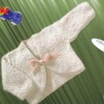 photo tricot modèle tricot bébé facile 18