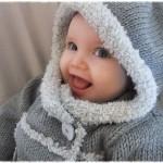 photo tricot modèle tricot bébé phildar 16