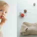 photo tricot modèle tricot bébé phildar 5