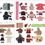 photo tricot modèle tricot bébé phildar 6