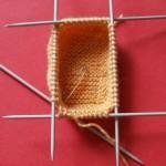 photo tricot modèle tricot bébé sans couture