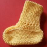 photo tricot modèle tricot bébé sans couture 16